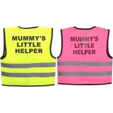 HVE100BYM Baby Hi Visibility Vest