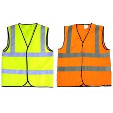 HVE100CH Hi Visibility Child Vest