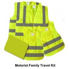 HVE04FP Family Pack Hi Visibility Safety Vests