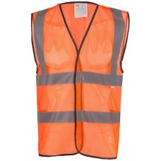 HVE120 Warehouse Mesh Vest