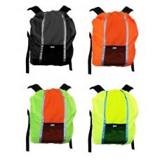 HVEPKCOVER Hi Visibility Reflective Backpack Cover