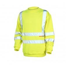 HVE510 Hi Visibility  Sweatshirt