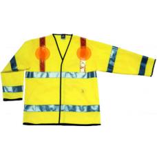 HVE200AM Long Sleeved Hi Visibility Vest Class3 Vest