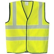 HVE100FRAS Hi Visibility Fire Retardant & Anti-static Vest