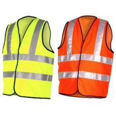 HVE100FR  Hi Visibility Fire Retardant  Vest
