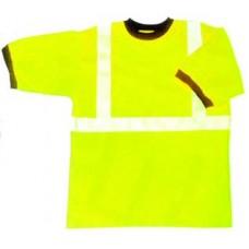HVE410 Hi Visibility Short Sleeve  T-Shirt