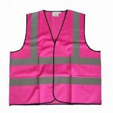 HVE100CHP Hot Pink Child Vest